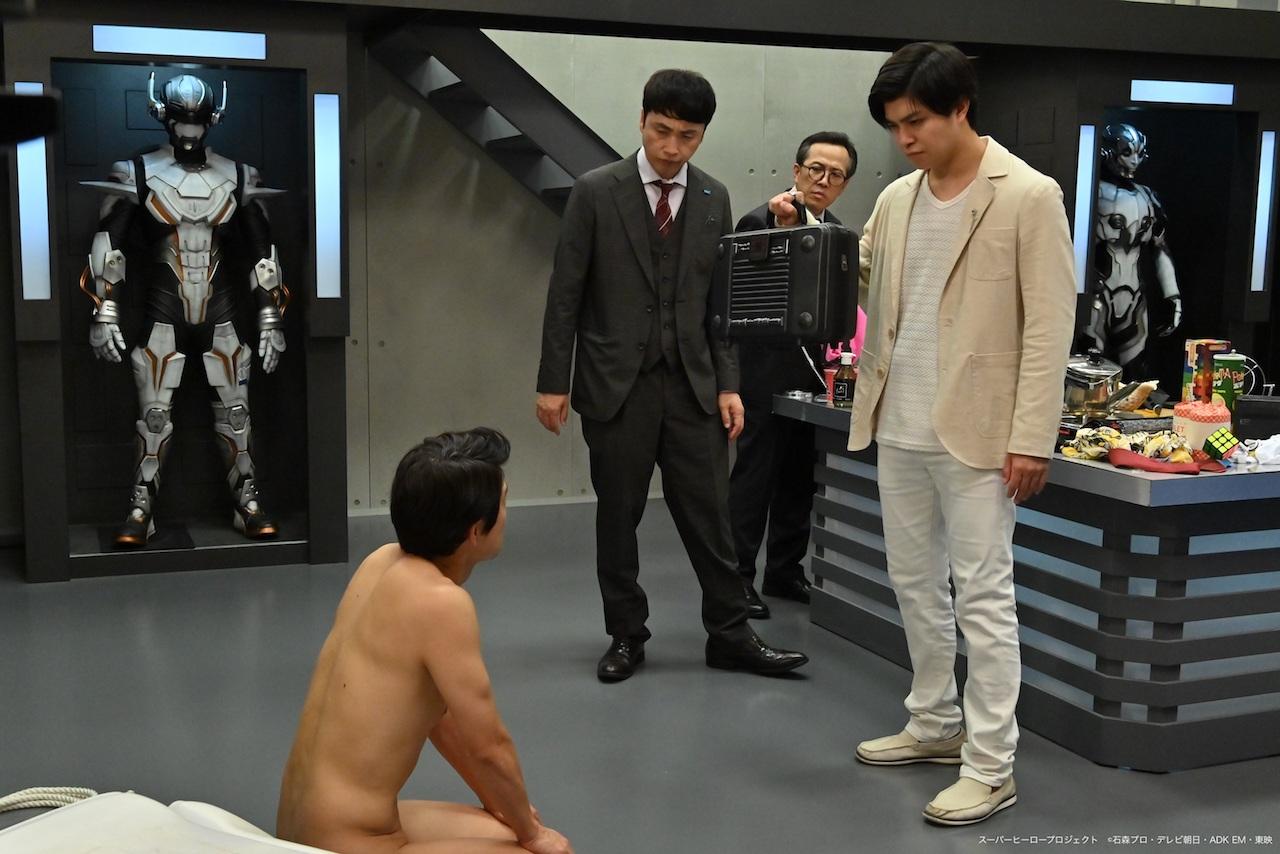 スーパーヒーロープロジェクト (C)石森プロ・テレビ朝日・ADK EM・東映